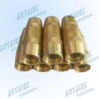 Electroplating copper grounding connector Manufactures