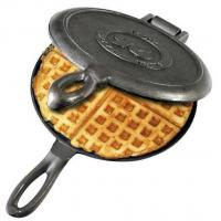 Old Fashioned Waffle Iron Manufactures