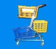 Hand-Basket Trolley Manufactures