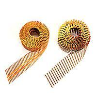 Round Head Coil Nails Manufactures