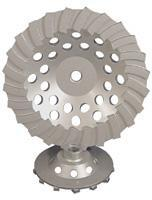 Floor Saw HON303---Turbo-2 Cup Wheel Manufactures