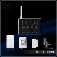 GSM Touch Screen Wireless Alarm System Manufactures