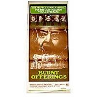 Burnt Offerings Movie Poster Manufactures