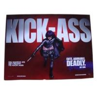 Kick Ass Red Mist Hit Girl Big Daddy and Frank D