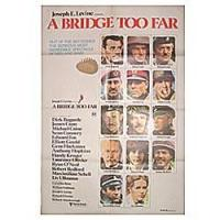 A Bridge To Far Huge Movie Poster Manufactures