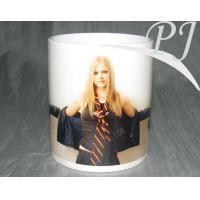 white mug Model No:PJ-1801 Manufactures