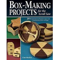Box-Making Scroll Saw Projects[FC-2941] Manufactures