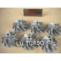 Buy cheap compressor wheel of turbocharger from wholesalers