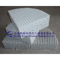 Structured Packings Of Ceramic Manufactures