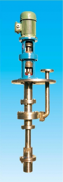 Quality YJM type vertical gib stainless steel dregs pulp pump for sale