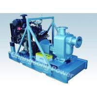China Pumping set Self-priming water pump set on sale