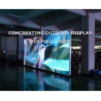 P10mm Outdoor Full Color Display - Aging test Manufactures