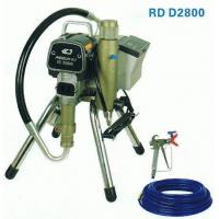 RD Series Airless Paint Sprayer Manufactures