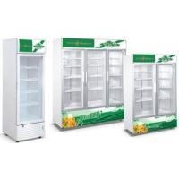 Static cooling cooler showcase series Manufactures