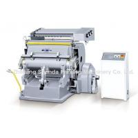 Die Cutting Machine with Hot Stamping (TYMK-1100) Manufactures