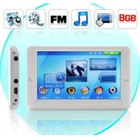 4.3 Inch Touchscreen MP4 player Manufactures