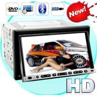Road Hammer 7 Inch High-Def Touchscreen Car DVD Player Manufactures