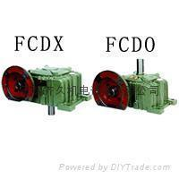 Worm Gear BoxesFCDO120-40-A Manufactures