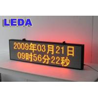 P4.75 Indoor Dual Color LED Display Manufactures