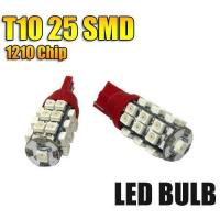 China T10 25SMD Car LED Light Bulb Lamp on sale