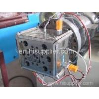 Small plastic extrusion production line Manufactures