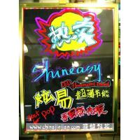 LED Fluo Writing Board Shineasy LED Fluorescent Handwriting Board Manufactures