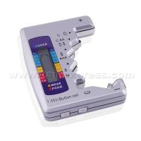 Battery Tester Checker C AA AAA D N 9V 1.5V ButtonCell Batteries Manufactures