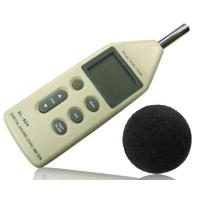 Sound Noise Level Meter 30-130 dB w/Case+Free Battery Manufactures