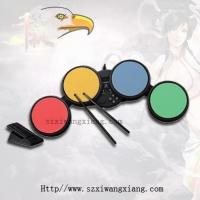 China wired drum playing for ps2 ps3 wii on sale
