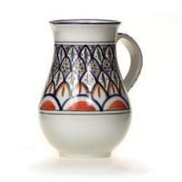 Seaside Arches Ceramic Pitcher Manufactures
