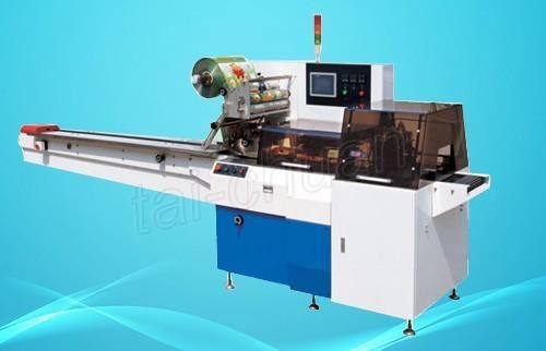 Quality TCZB-450W Reciprocating pillow packaging machine for sale