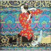 Chinese Modern Painting - Maiden #15