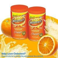 China Metamucil Smooth Texture With Sugar Orange Flavor - 228 Doses on sale