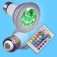 China High Power Led Lights RGB Remote controlled Cabinet Light on sale