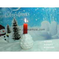 PineconePorcelain pinecone candle holder Manufactures