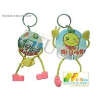 Buy cheap BADGE COMPONETS 58MM FANCY CARTOON BADGE KEYCHAIN COMPONETS from wholesalers