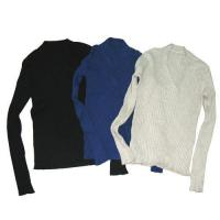 Women's sweater,long sleeve. Manufactures