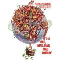 China It's a Mad Mad Mad Mad World Poster Movie G 11x17 Spencer Tracy Sid Caesar Milton Berle Ethel Merman on sale