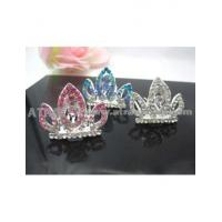 China 2012 new style imperial crown hair fork on sale