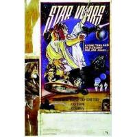 STAR WARS (Style D Reprint) REPRINT POSTER Manufactures