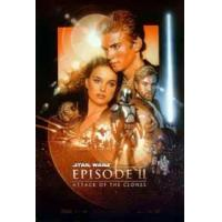 STAR WARS EPISODE 11 - ATTACK OF THE CLONES (REG B - DOUBLE SIDED) ORIGINAL CINEMA POSTER Manufactures