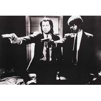 China PULP FICTION (Single Sided) REPRINT POSTER on sale