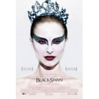 BLACK SWAN Poster double sided REGULAR (2010) ORIGINAL CINEMA POSTER Manufactures