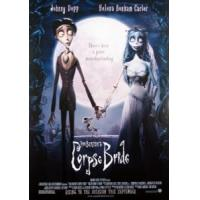 China CORPSE BRIDE (DOUBLE SIDED Regular) (2005) ORIGINAL CINEMA POSTER on sale