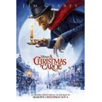 DISNEYS A CHRISTMAS CAROL double sided US ONE SHEET (2009) ORIGINAL CINEMA POSTER Manufactures