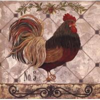 Rooster #5 - Jo Moulton Manufactures