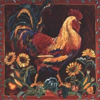 Rooster Rustic - Suzanne Etienne Manufactures