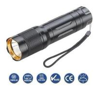 Aluminium Alloy LED Flashlight Manufactures