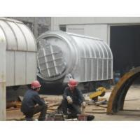 Basic Style Batch Pyrolysis System (CP Series) Manufactures