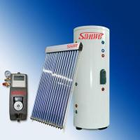 China Separate Pressurized SWH Separate Pressure Solar Water Heater on sale
